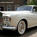 Rolls Royces Silver Cloud III Oldtimer in weiß